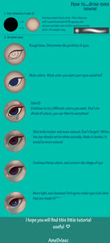 How to...draw eyes
