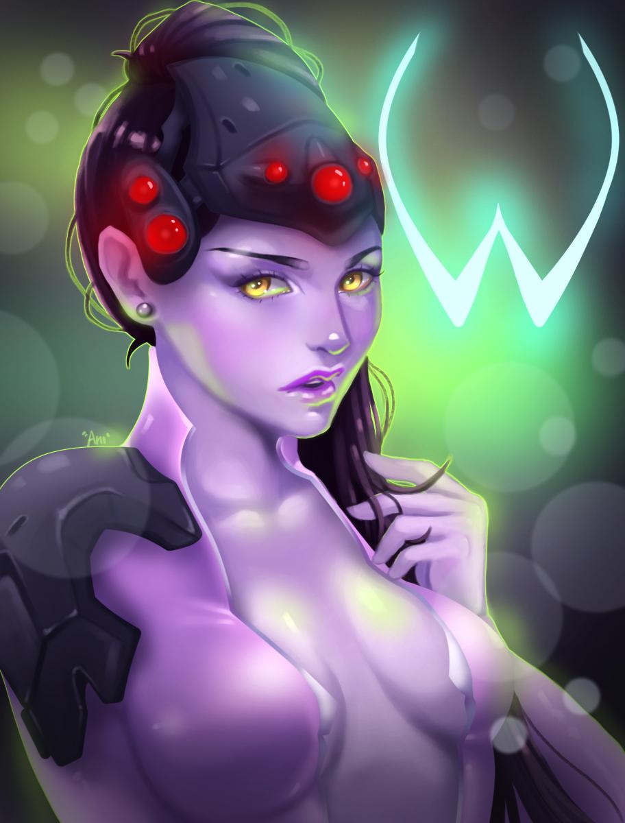 Widowmaker by AmeDvleec