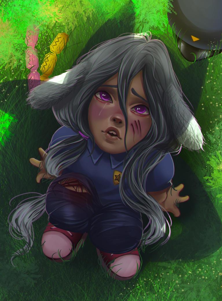 Little Judy by AmeDvleec