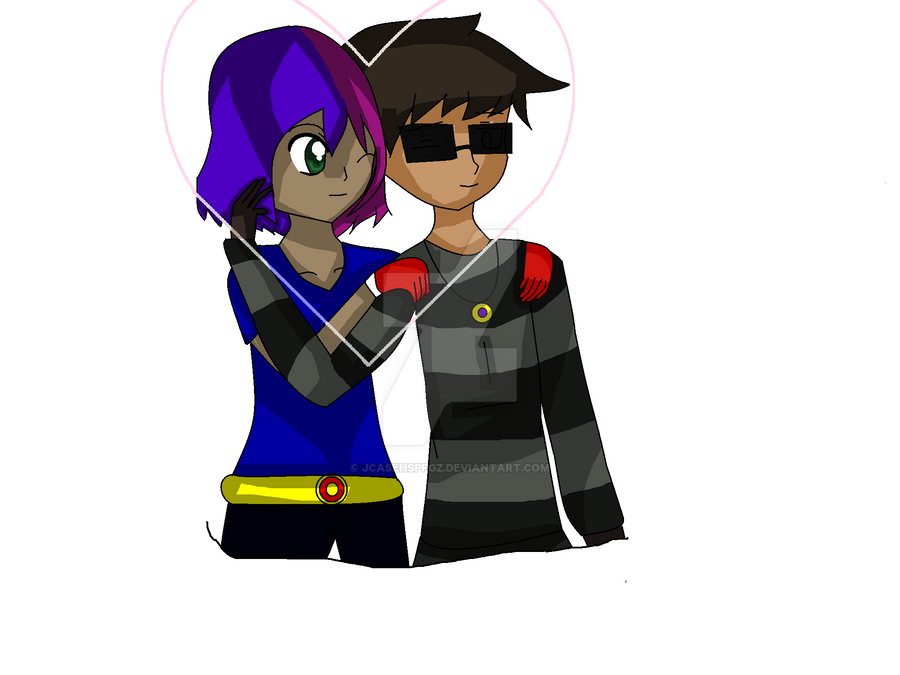 SkyDoesMineCraft X Dawnables by JCASEHSPPGZ on DeviantArt Skydoesminecraft And Dawnables