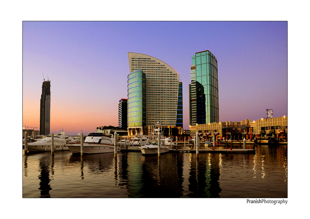 Intercontinental Dubai by procks
