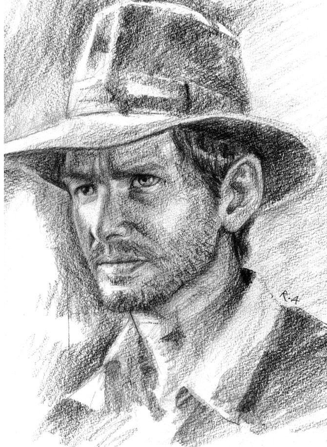 Indiana Jones by hellangel1126