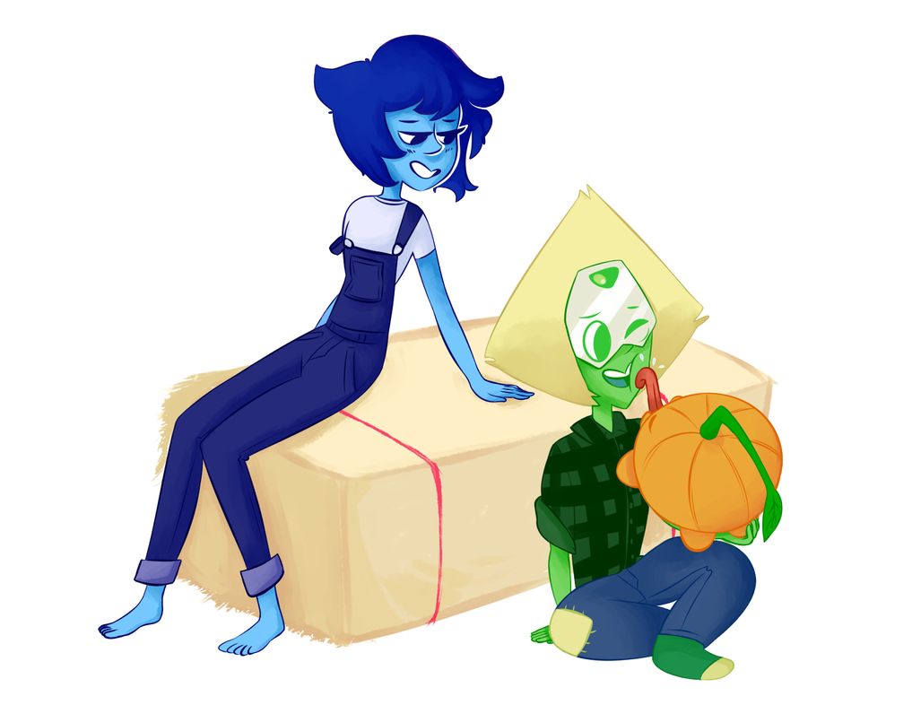 farmer lesbians(?)  gem harvest was good forgot to upload this