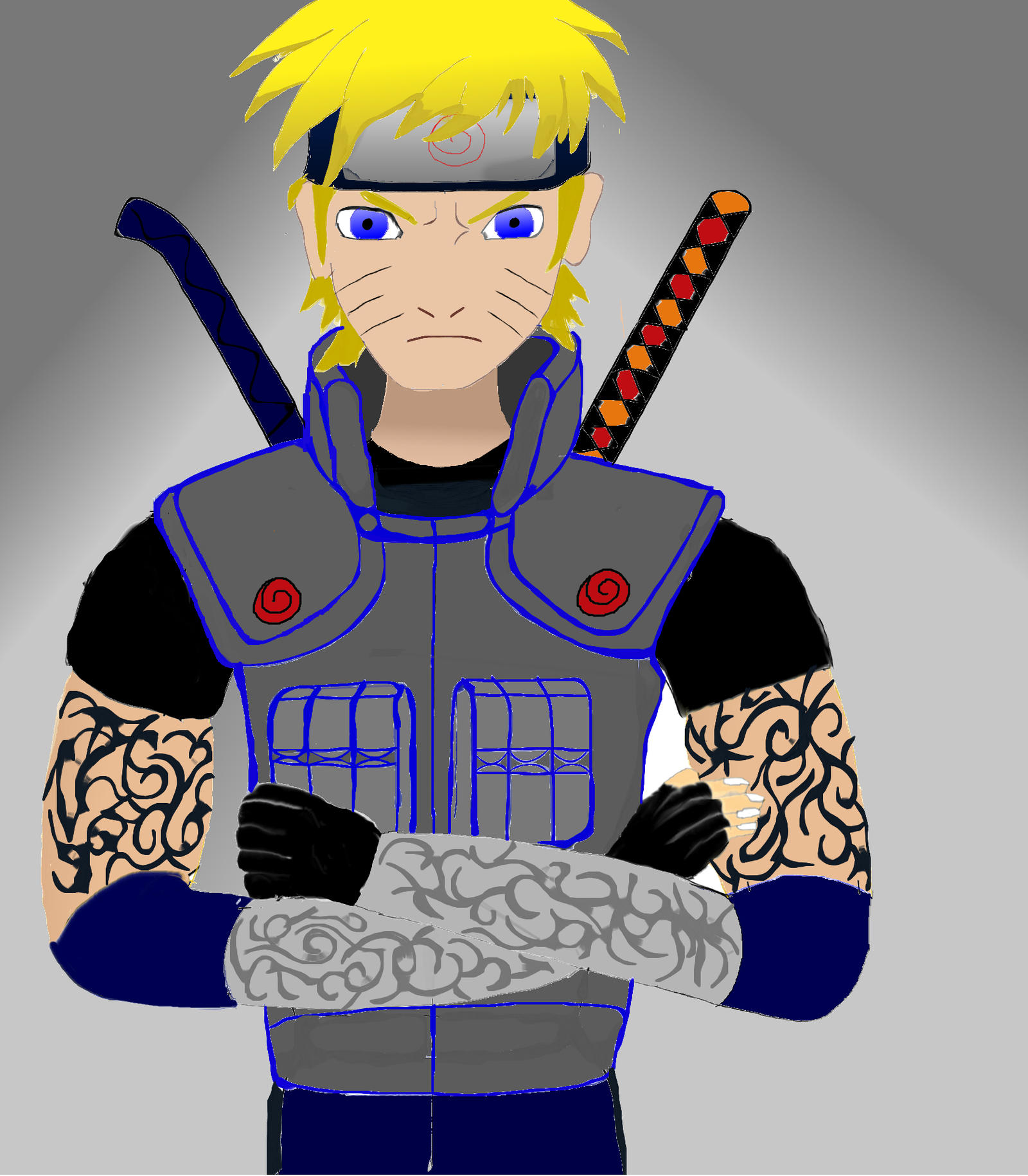 Naruto Uzumaki Chronicles By