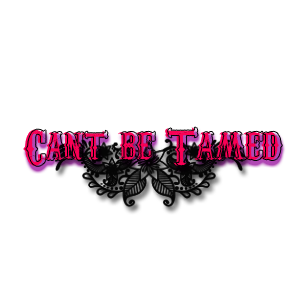 Cant be tamed PNG by aboutnileydesings