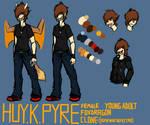 Huy. K. Pyre