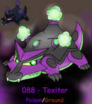 088 - Toxitor by R-Toonz