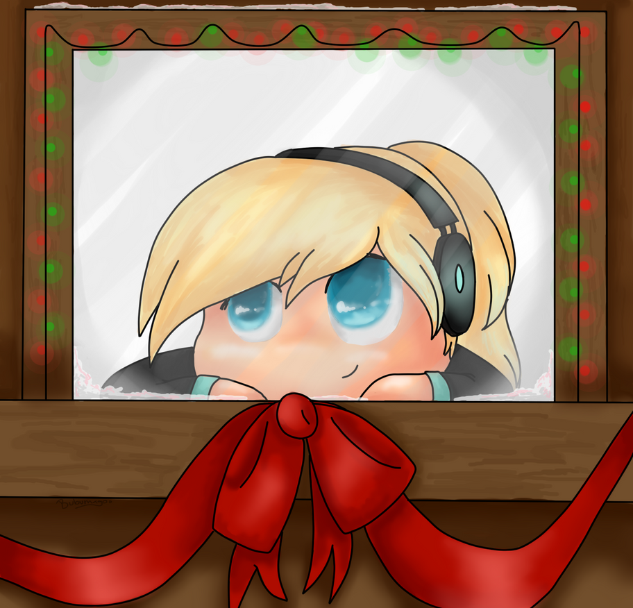New CanvasHoliday Icon with back by bubumagoo