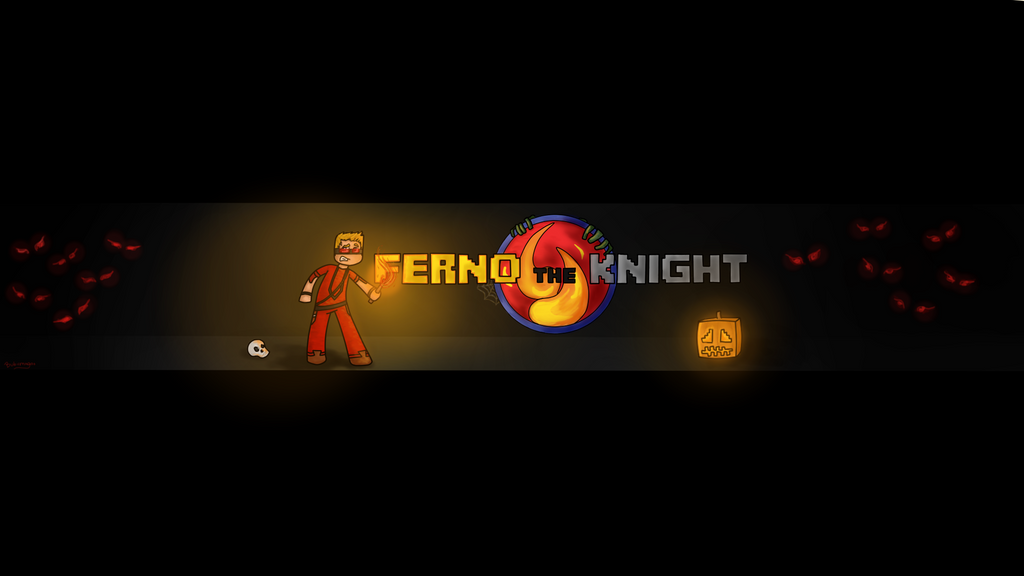October banner for ferno by bubumagoo
