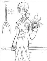 Draniel V2 reference by blackdeath2000