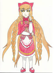 Nyarlathopt colorpencil by blackdeath2000