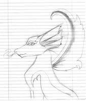 Dragon by blackdeath2000