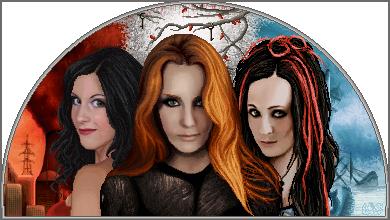 Metal Divas by GuardianOfShigeru