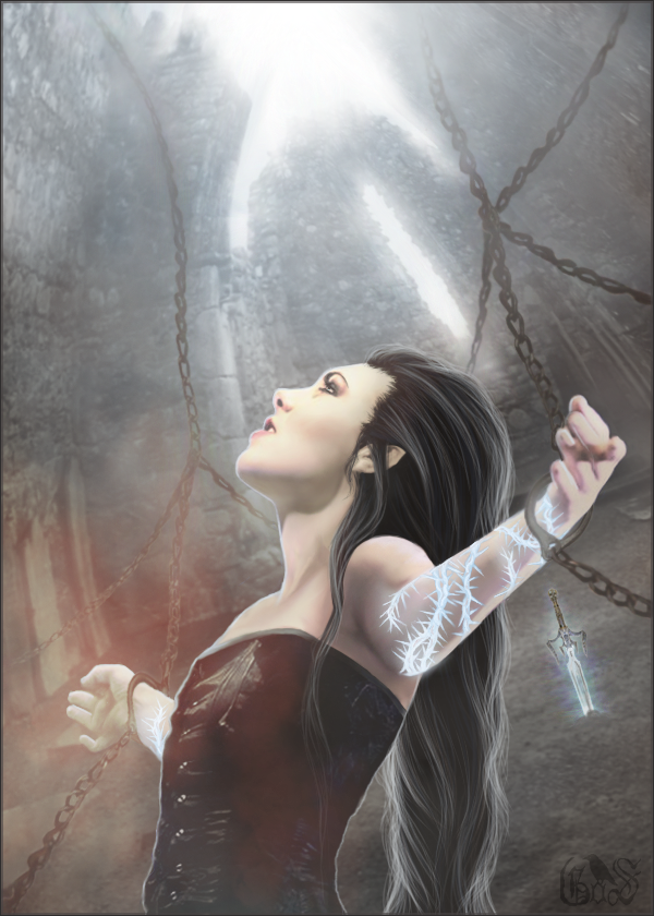 Alena Valrilwen by GuardianOfShigeru