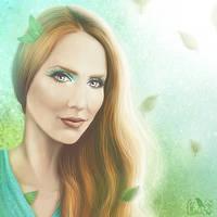 The Mint Lady