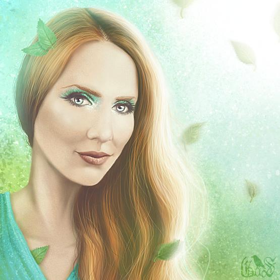 The Mint Lady by GuardianOfShigeru