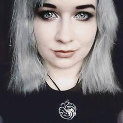 Targaryen Girl by GuardianOfShigeru