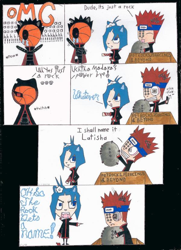 Funny Akatsuki Comics #13