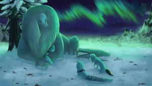 [ESK] Polar visit by Nairo-Ryu