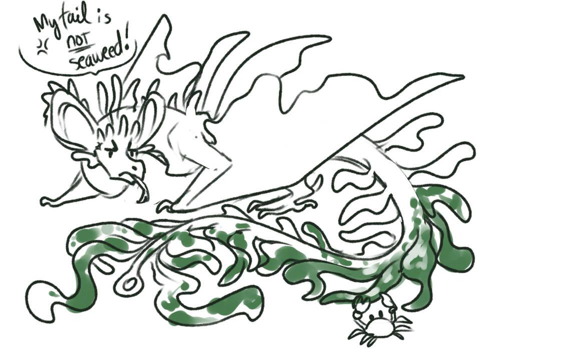 Seaweed butt