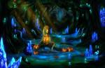 [ESK] Pumpkins and crystals by Nairo-Ryu