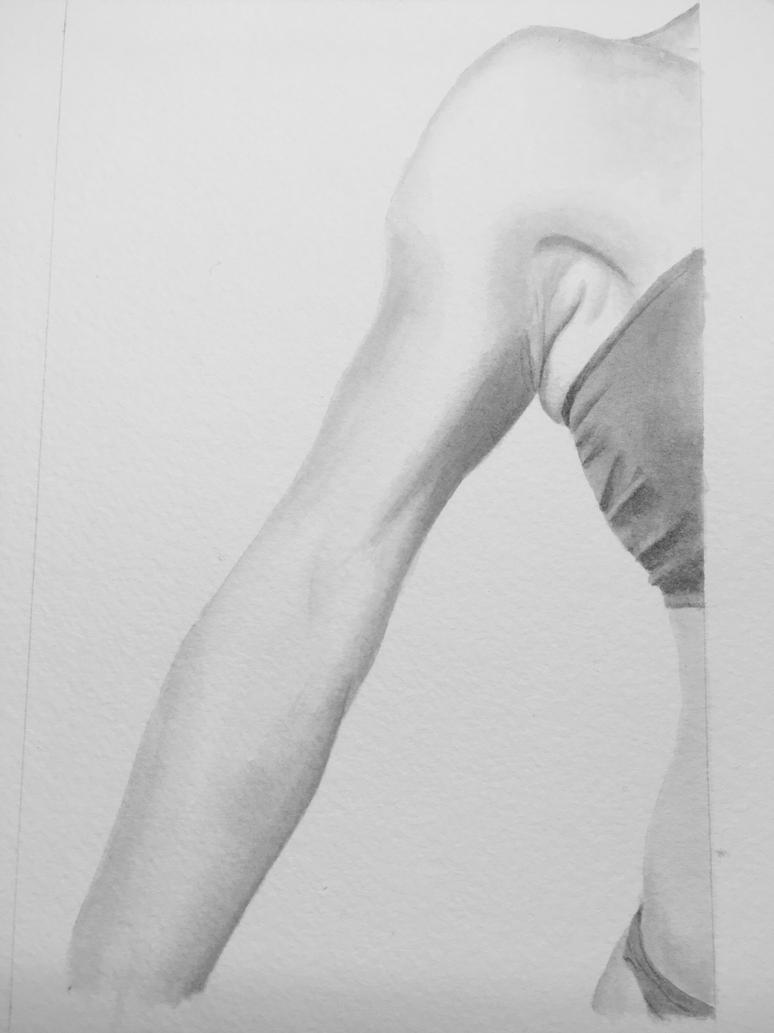 Upper Arm by twe3lve