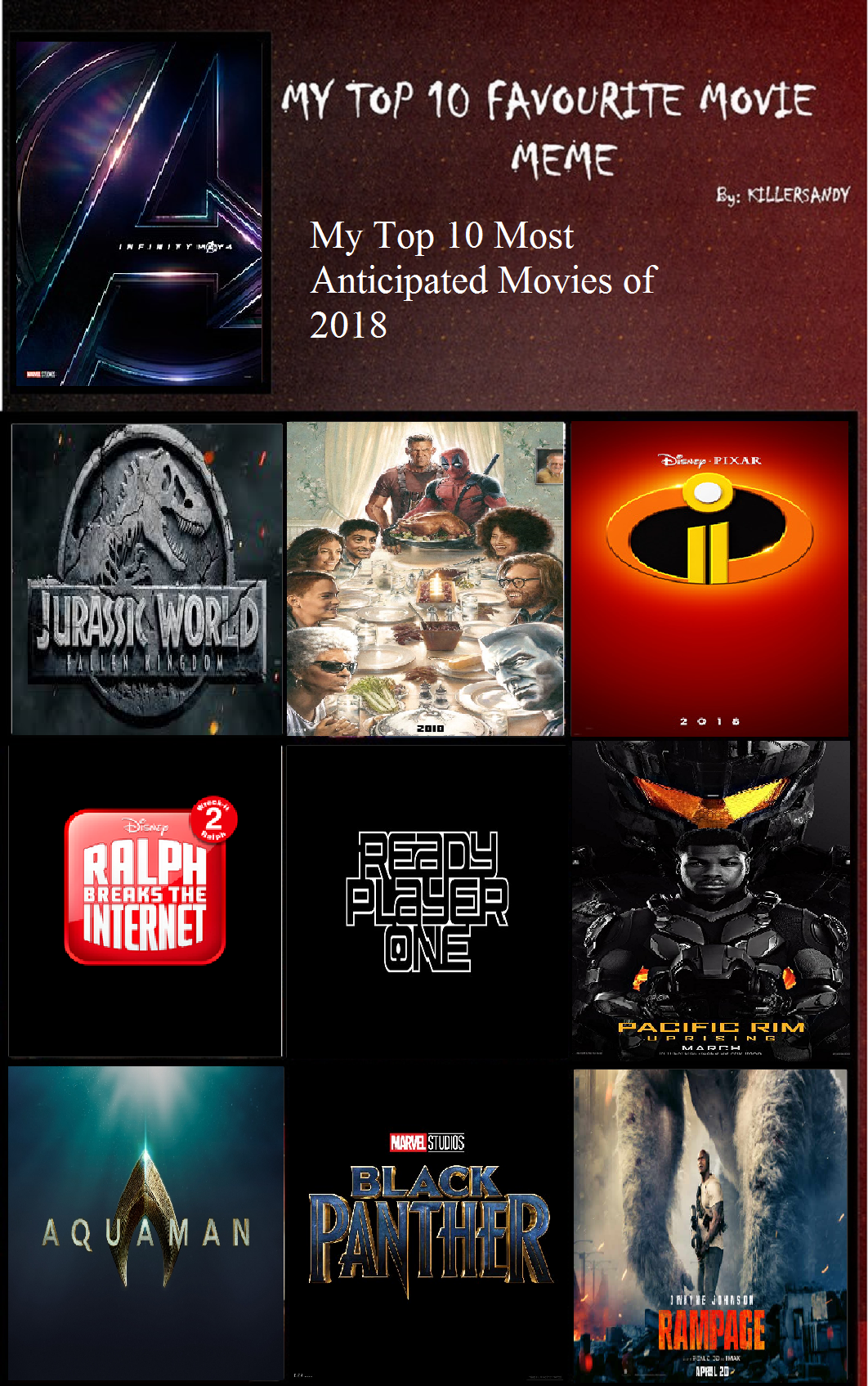 New Hindi Movei 2018 2019 Bolliwood: My Top 10 Most Anticipated Movies Of 2018 By Dreddzilla On