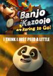Po reacts to Banjo in Smash Ultimate