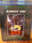 Godzilla 1984 Blu-ray
