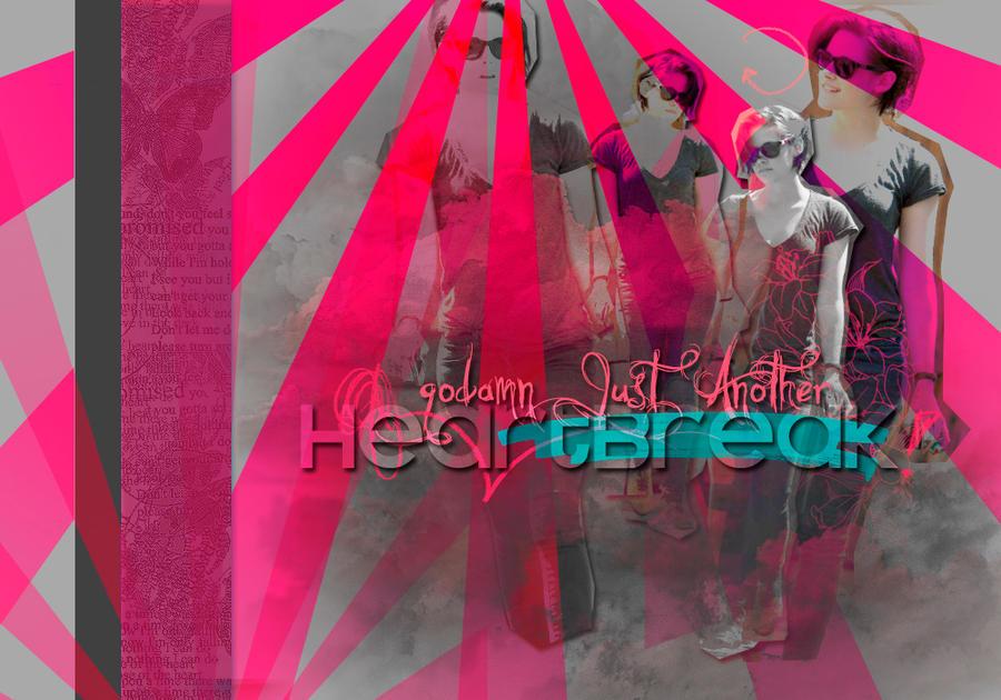 wallpaper heart break. hair wallpaper heart break.