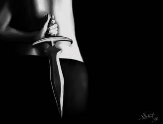 Dagger by AlexAislinn