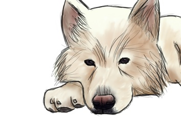 Doggie by AlexAislinn