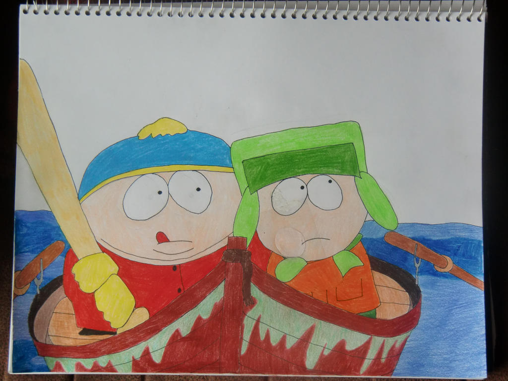 Kyle South Park Angry ...