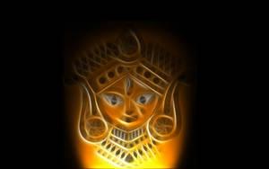 Durga Electrified.. by CypherVisor