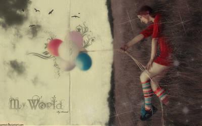 My World by CypherVisor