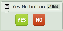 Yes No button by CypherVisor