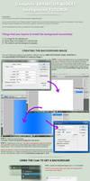 Deviation-box background tutorial