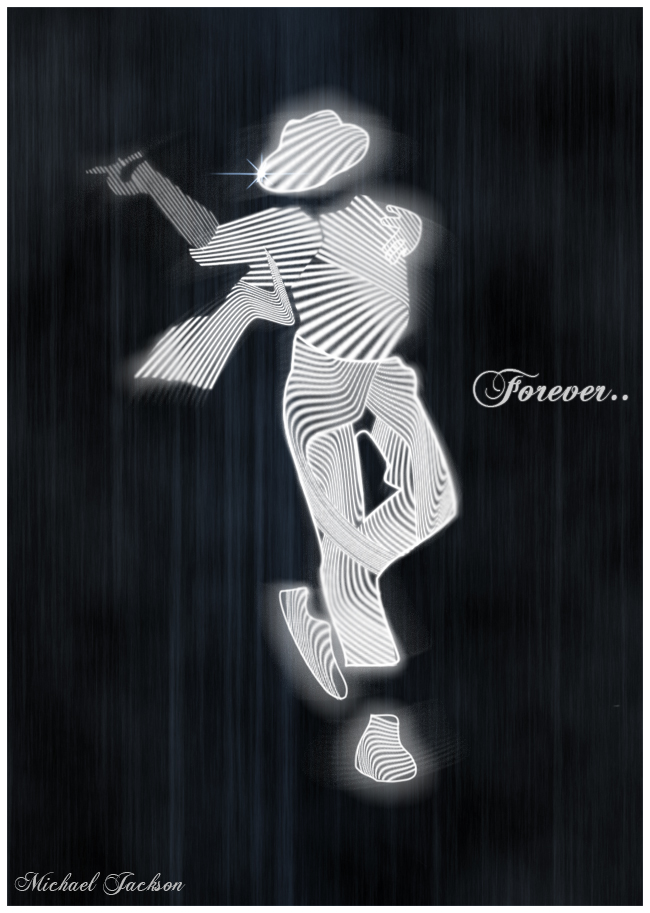 Michael Jackson Forever by CypherVisor