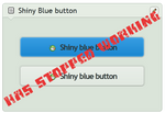 Shiny Blue button