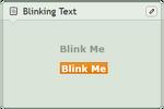 Blink everything!