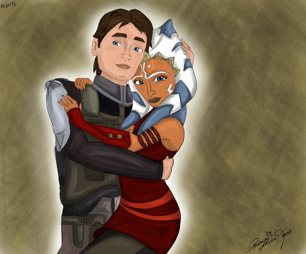LUXSOKA-4-EVER//by Padawan Ahsoka Tano by N-Y-N-A