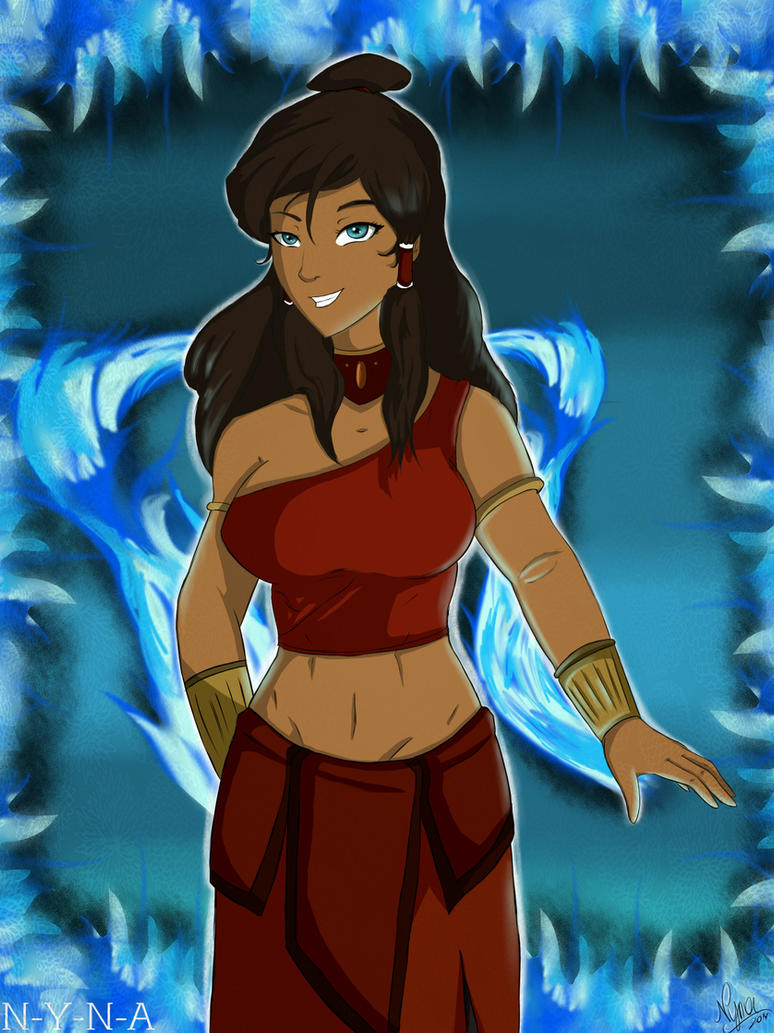 FireNationKorraByNYNA by N-Y-N-A