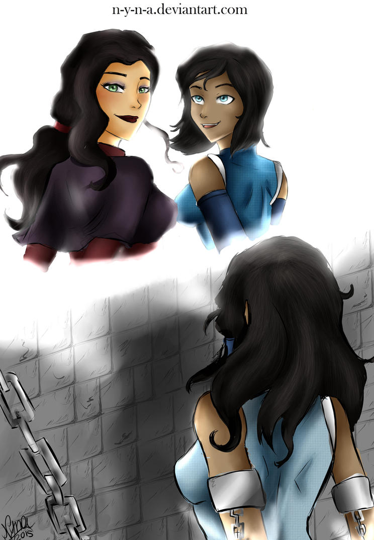 A look into the future-KORRASAMI-byNYNA by N-Y-N-A