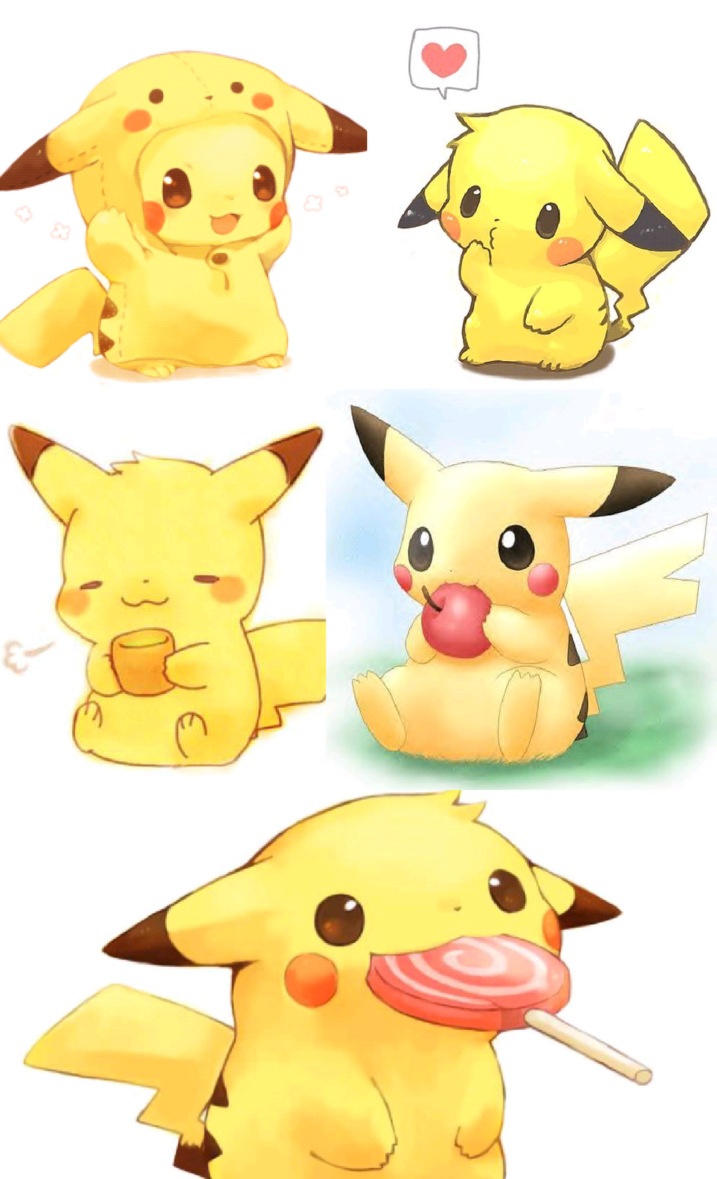 Pikachu by sakura1920