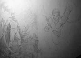 batman-superman WIP
