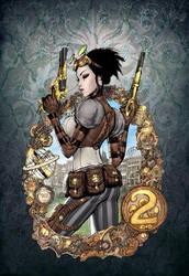 Lady Mechanika Tablets Of Destiny iss2 cvr