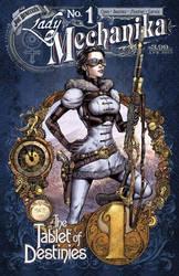 Lady Mechanika Tablets Of Destiny iss1 cvr