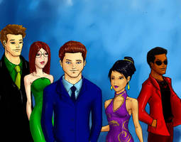 Recess: Prom at 3rd Street Highschool by JustTheCleric
