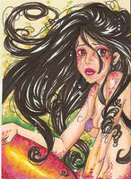 ACEO CARD-01 by ducca