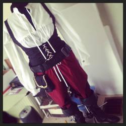 Pirate Costume by Ceeyena